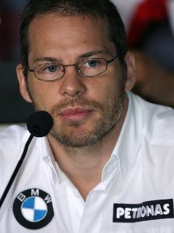 FIA press conference: Jacques Villeneuve