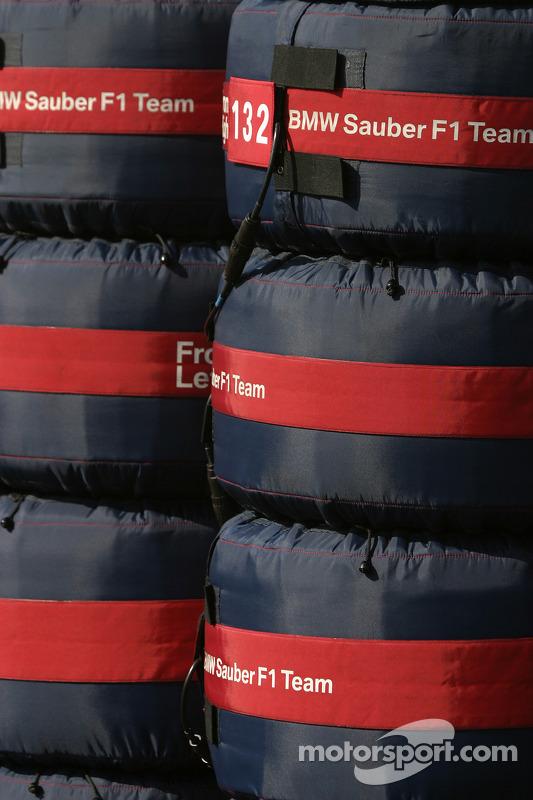 Des pneus et leur protection