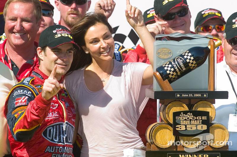 2006, Sonoma: Jeff Gordon (Hendrick-Chevrolet)
