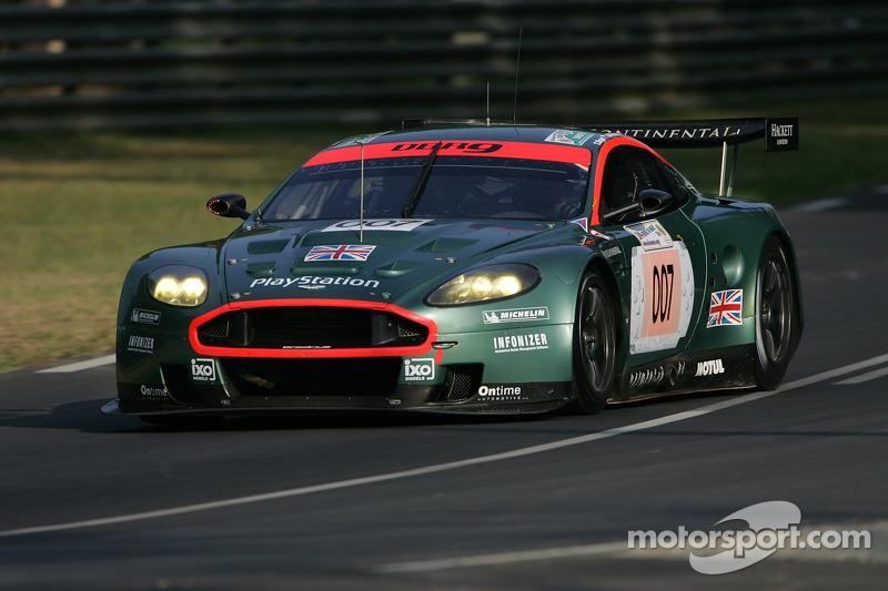 007 Aston Martin Racing Aston Martin Dbr9 Tomas Enge Andrea