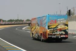 24 Heures du Mans bus