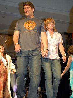 Tony et Laura George
