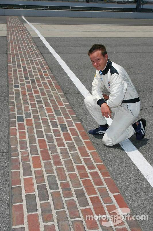 Tobias Hegewald pilote de Formule BMW