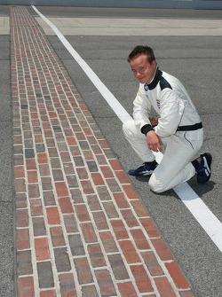 Formula BMW pilotu Tobias Hegewald