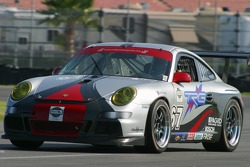 #67 TRG Porsche GT3 Cup: Mike Solley, RJ Valentine, Ian James