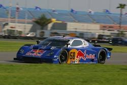 #58 Red Bull/ Brumos Porsche Porsche Fabcar: David Donohue, Darren Law