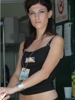 Lovely Ducci girl
