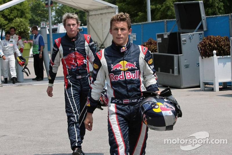Christian Klien et Scott Speed de retour vers le paddock