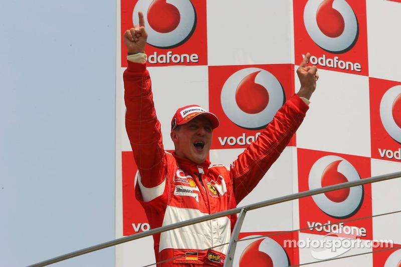 2006 - Michael Schumacher, Ferrari (Galerie)