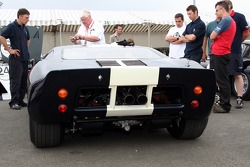 Grille 3 #24 Ford GT 40 1965