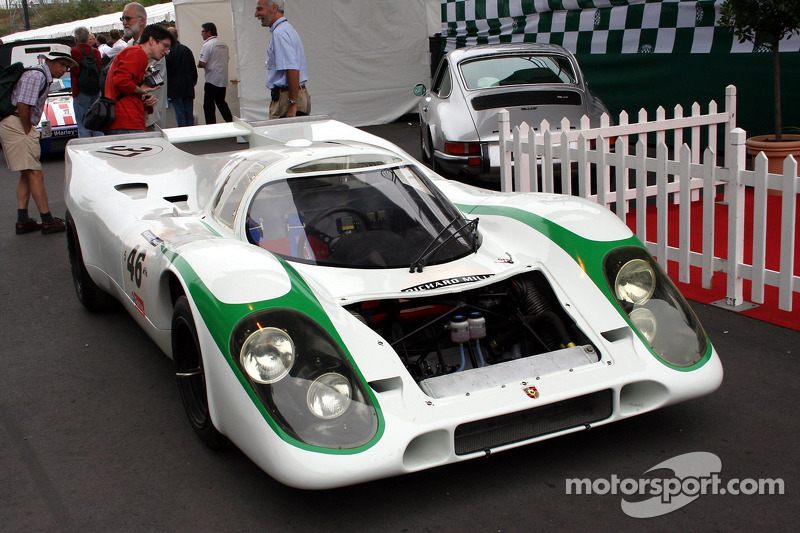 Grille 5 #46 Porsche 917 1970