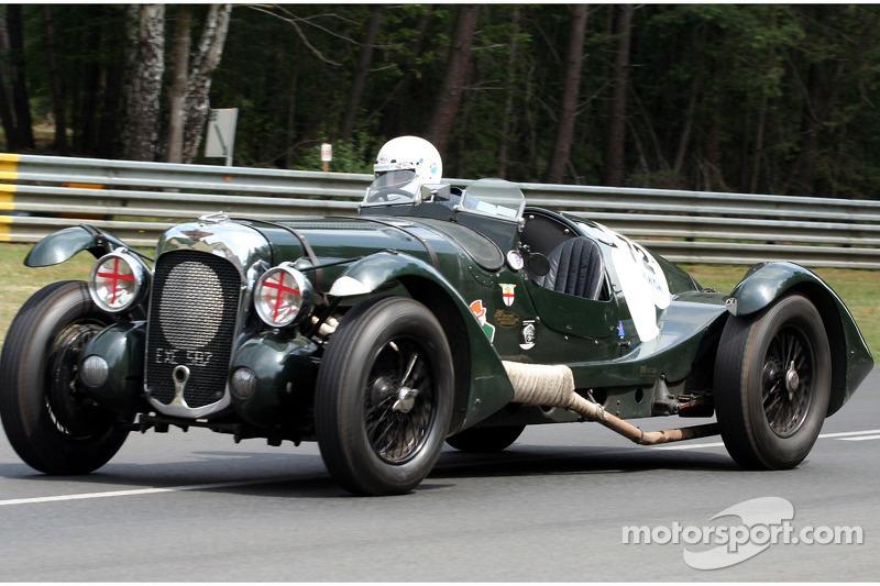 #72 Lagonda V12 1938