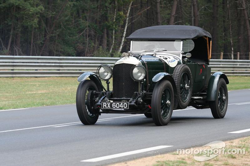 #37 Bentley 4,5 L 1930