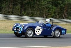 #17 Triumph TR 2 1955