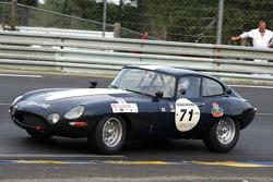 #71 Jaguar E Type 1962