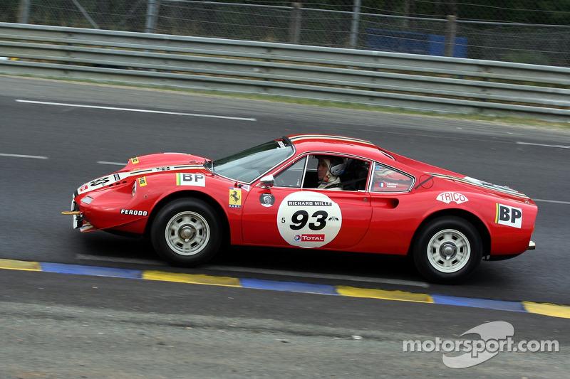 #93 Ferrari Dino 246 Gt 1969