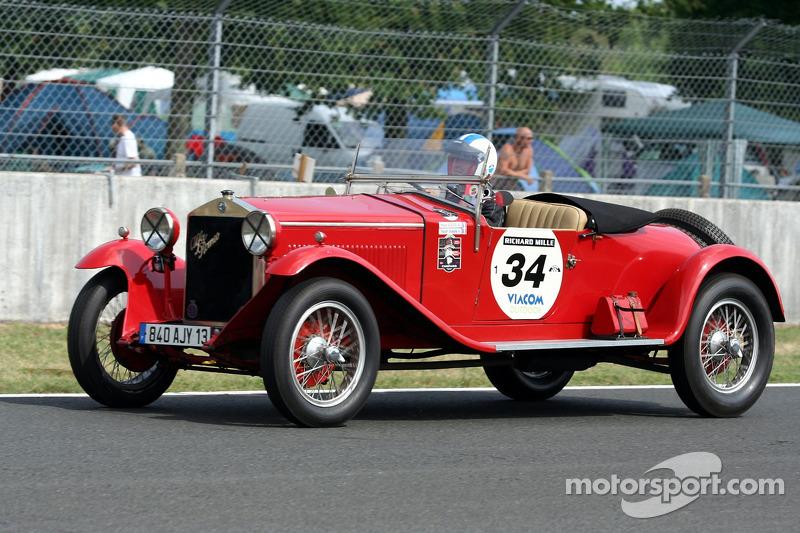 #34 Alfa Roméo 6 C 1500 S 1928