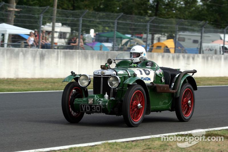 #16 MG Midget 1931