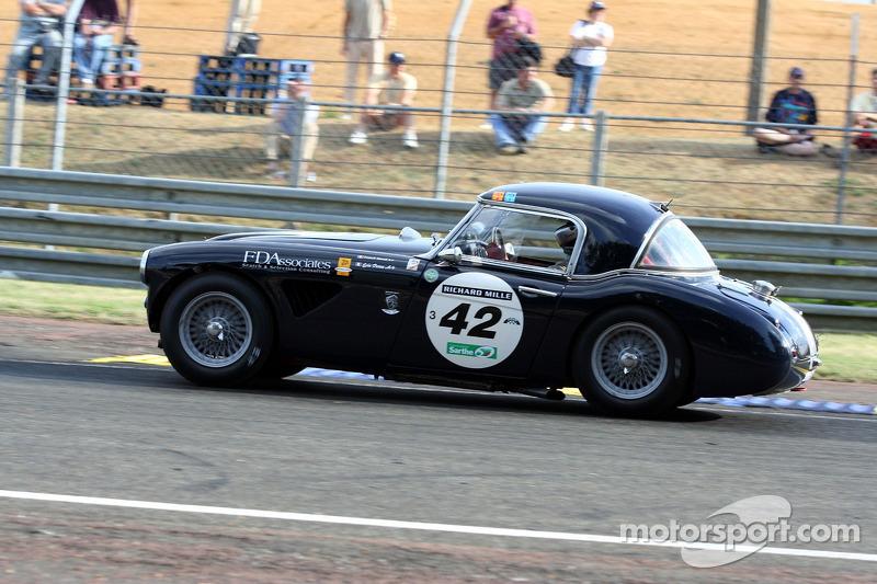 #42 Austin Healey 3000 1961