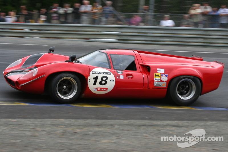 #18 Lola T70 1967