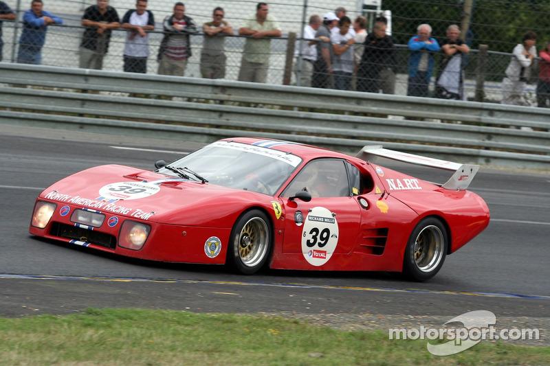 #39 Ferrari 512 BB LM 1979