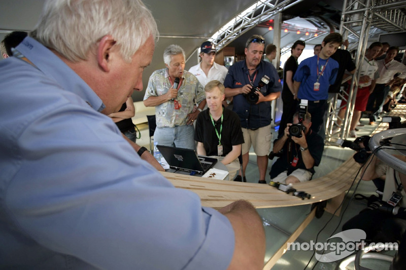 Red Bull le jeudi : Charlie Whiting et le Derby de Pinewood