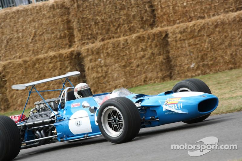 Matra Cosworth Ms10 - Jackie Stewart
