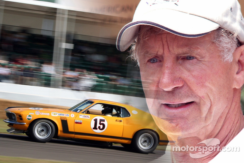 Ford Mustang Boss 302 - Parnelli Jones