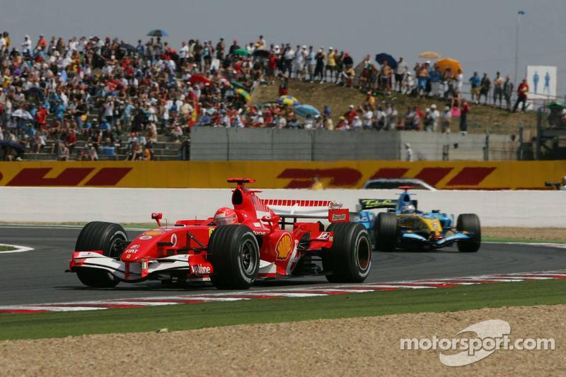 68. Francia 2006, Ferrari 248 F1