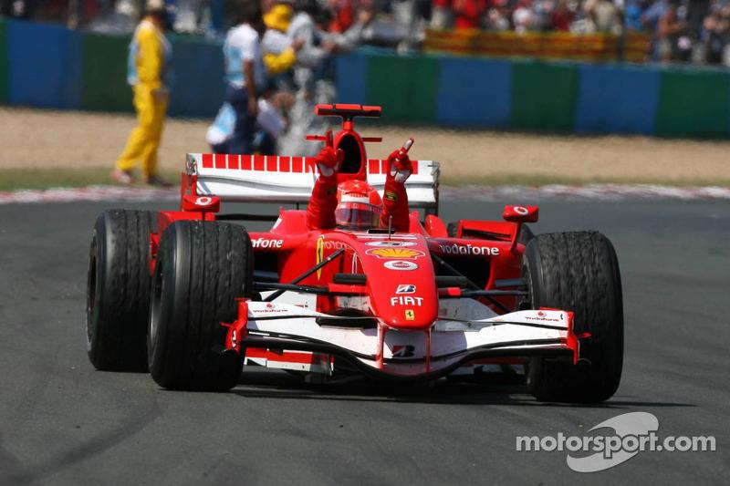 2006 Francia GP