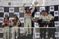 LM P1 podium