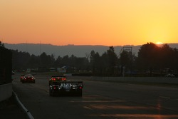 Sunset at Portland International Raceway