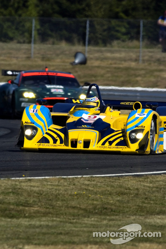 #9 Highcroft Racing Lola EX257: Duncan Dayton, Andy Wallace