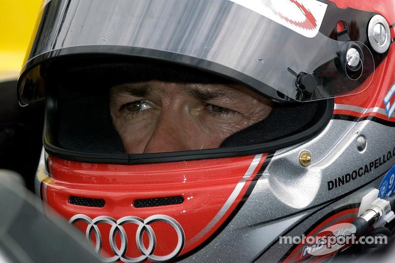 #2 Audi Sport North America Audi R10 TDI Power: Rinaldo Capello