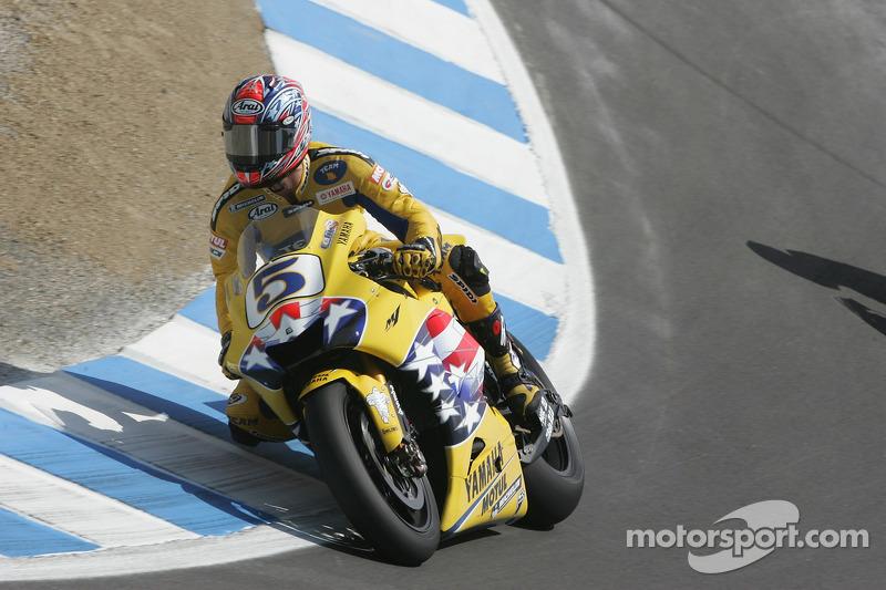 Camel Yamaha - Colin Edwards- MotoGP Amerika 2006