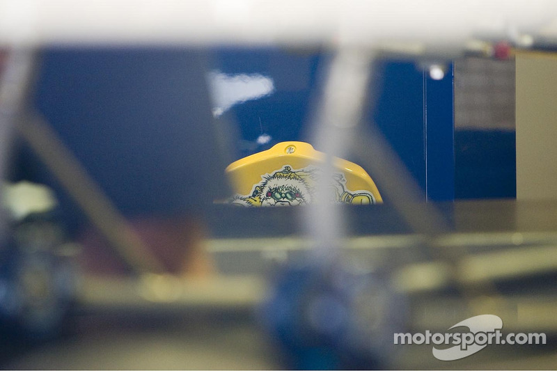 La machine MotoGP de Valentino Rossi