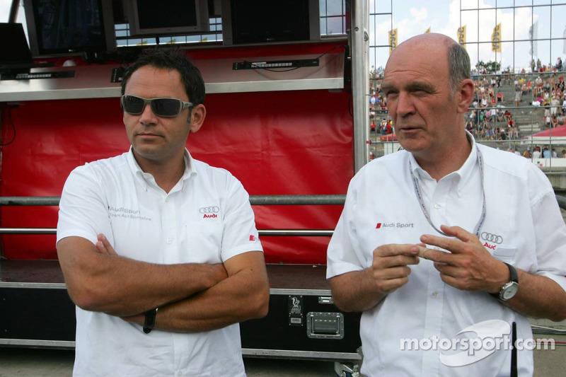 Hans-Jurgen Abt et Dr. Wolfgang Ullrich