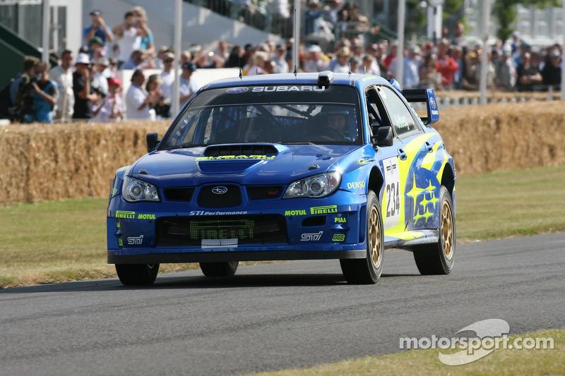 Subaru Impreza WRC: Petter Solberg
