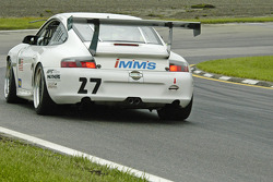#27 Taleo Grill Racing Porsche GT3 Cup: Kevin O'Connell, Michael Speakman, Jason Bowles
