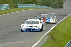 #16 Howard - Boss Motorsports Pontiac Crawford out brakes #59 Brumos Racing Porsche Fabcar