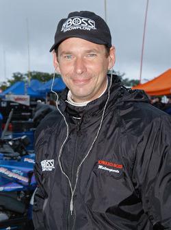 Butch Leitzinger always smiling
