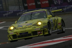 #52 Renauer Motorsport Team Porsche 996 GT3 RSR: Wolfgang Kaufmann, Luca Moro, Manfred Jurasz, Darryl O'Young