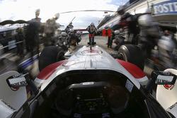 Práctica de PitStop en Honda