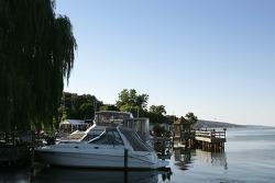 Seneca Lake shores