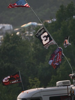 Flags at Watkins Glen