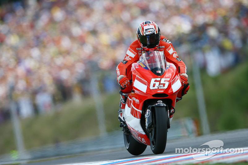 2006: Loris Capirossi, Ducati