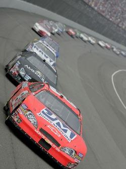 Dale Earnhardt Jr. devant Matt Kenseth
