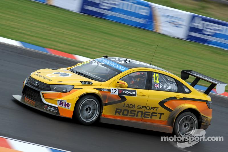 Robert Huff, Lada Sport Rosneft, Lada Vesta WTCC