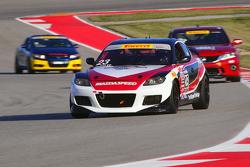 #23 Tech Sport Racing,马自达RX8: Robby Foley