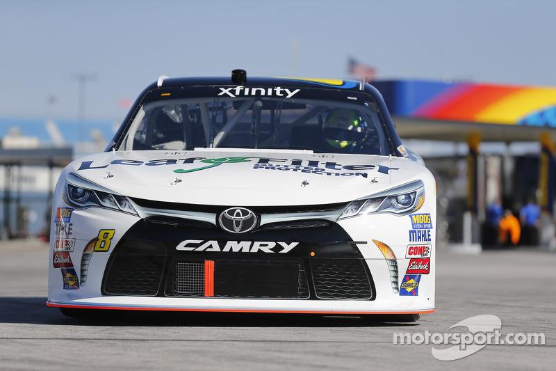 Blake Koch, TriStar Motorsports, Toyota